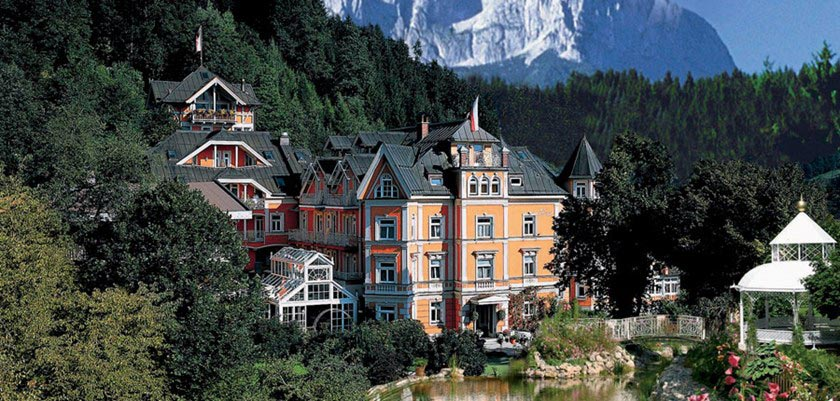 Garden-Spa Hotel Erika, Kitzbühel, Austria - Exterior.jpg